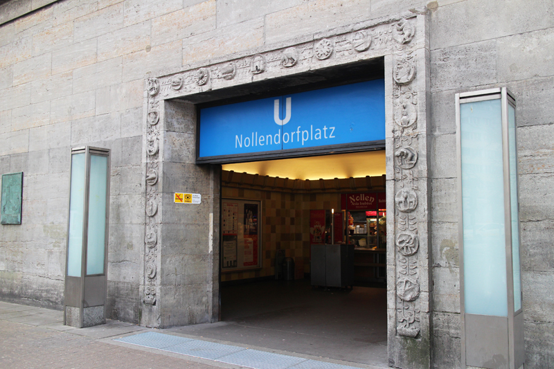 Nollendorfplatz_Entrance