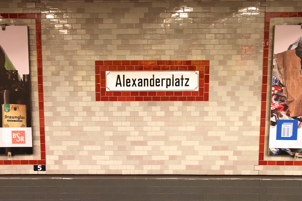 Alexanderplatz-Berlin